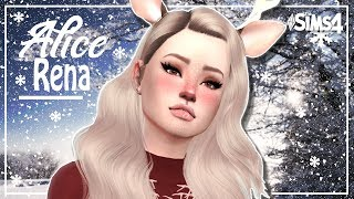 The Sims 4 | ALICE RENA || CREATE A SIM