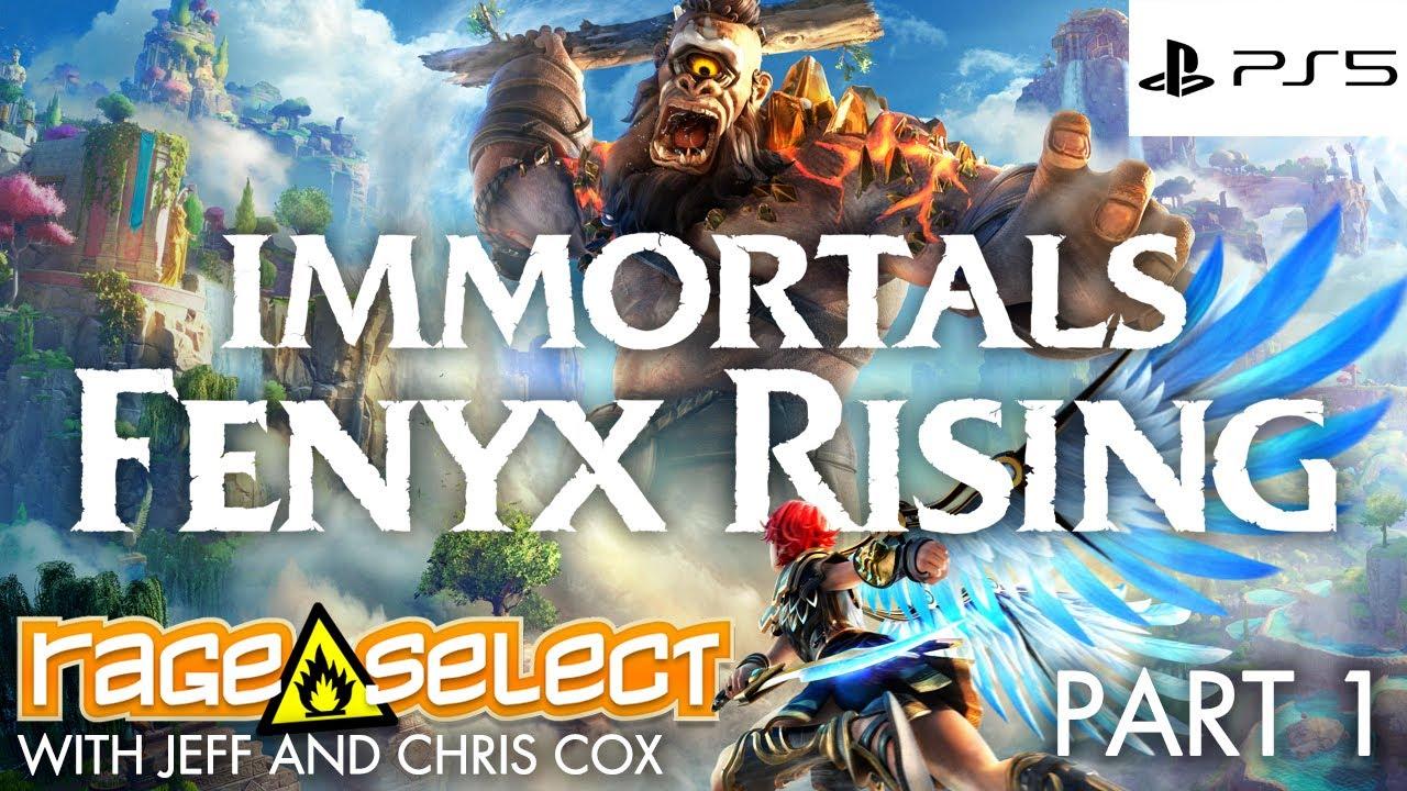 Immortals: Fenyx Rising (The Dojo) Let's Play - Part 1