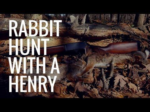 Rabbit Hunt With A Henry .410 Lever Action Shotgun