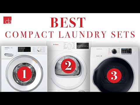 Compact Washer Dryer Combo - Top 3 Picks