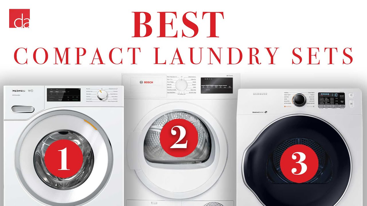 Best Front Load Washer And Dryer 2020.Best Compact Washer And Dryer Top Picks For 2019