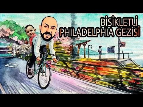 Bisikletli Philadelphia Gezisi