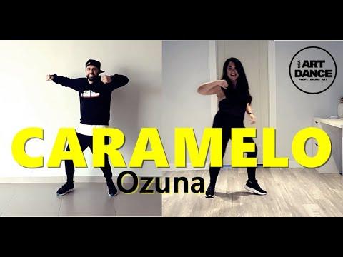 CARAMELO – Ozuna – Zumba – Reggaeton l Coreografia l CIa Art Dance