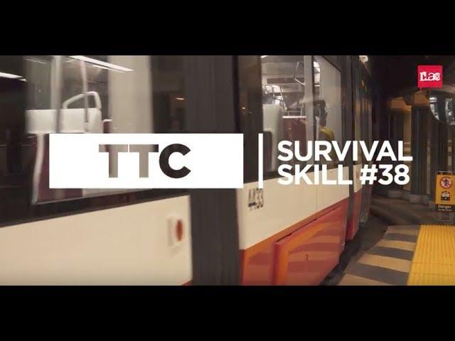 Survival Skills: Getting Around Toronto (TTC) | ILAC Arrival Survival Tips