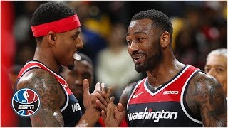 John Wall scores 40 on Lakers in blowout win | NBA Highlights