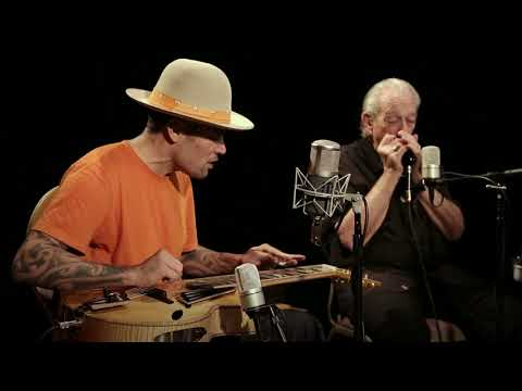Ben Harper and Charlie Musselwhite - Love and Trust - 3/6/2018 - Paste Studios - New York - NY