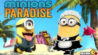 Minions Paradise: UNLOCKED French Maid 4 Mini Games Level 16 - iOS / Android