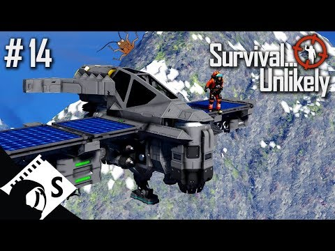 Survival... Unlikely #14 Bomberman (A Space Engineers Co Op Series)