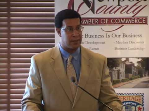 Keith Stokes, Executive Director, Rhode Island Economic Development Corporation