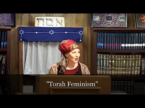 Rebbetzin Rena Richman: Torah Feminism
