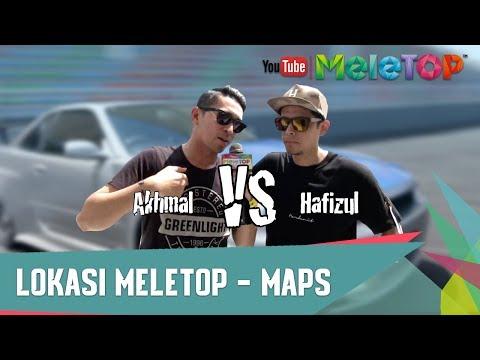 Lokasi MeleTOP -  MAPS (Movie Animation Park Studios)