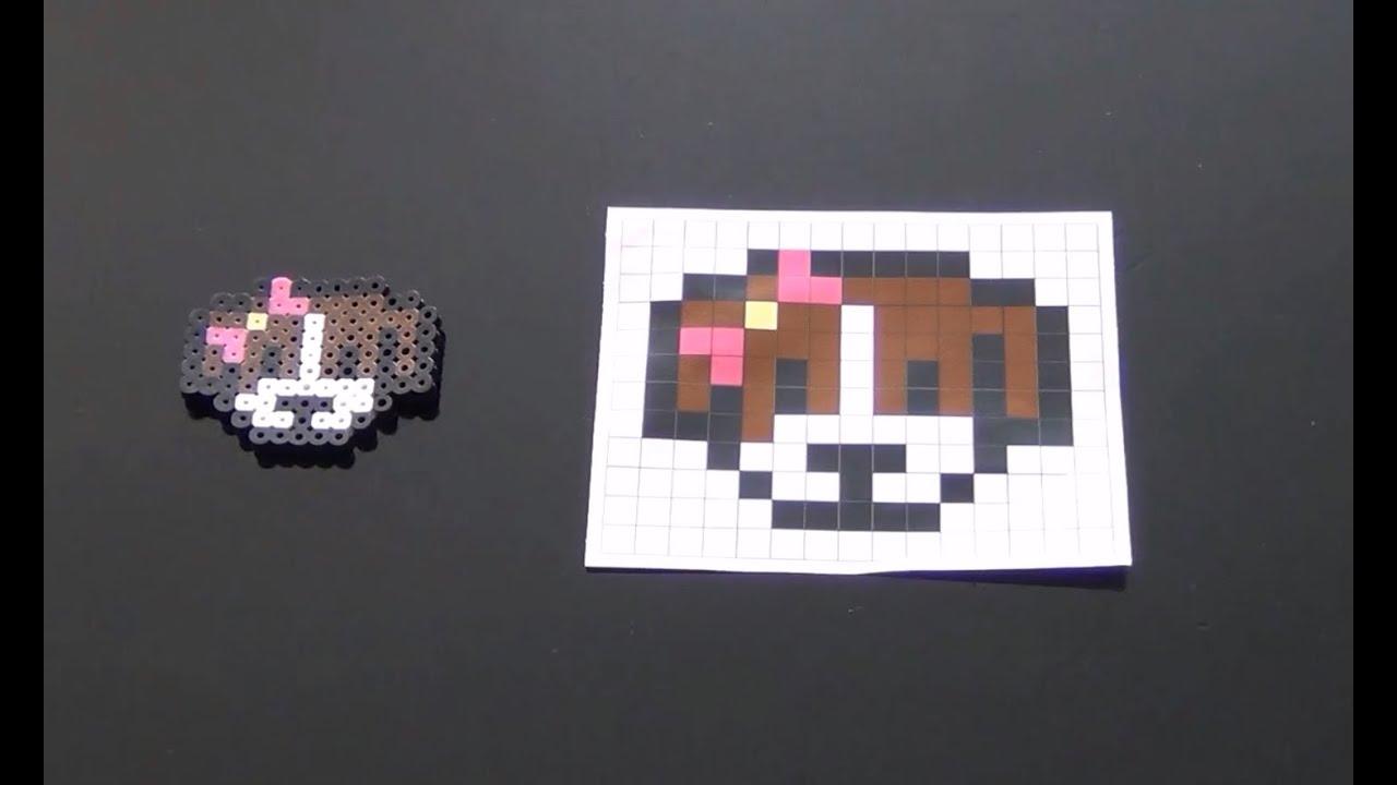 How To Make A Cute Perler Bead Puppy Part 2