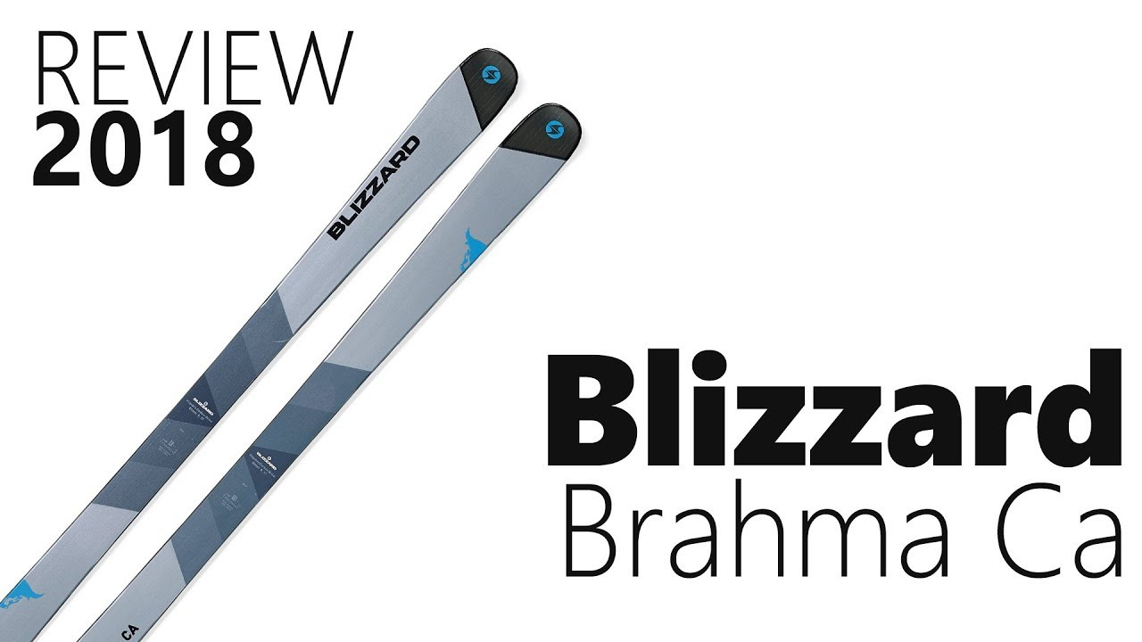 Blizzard Brahma Ca 2018 Ski Review - We Test We Know - YouTube d5bf0858c