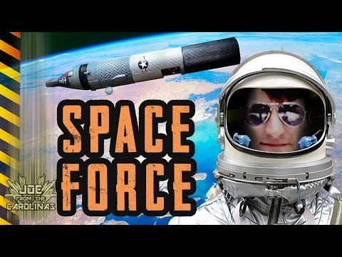 Classified Space Force Technology- 1960's Secret Military Programs