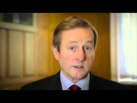 Ireland Gateway To Europe: A Message From An Taoiseach