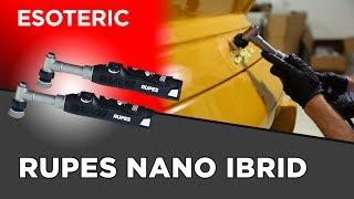 RUPES Nano iBrid Review - ESOTERIC Car Care