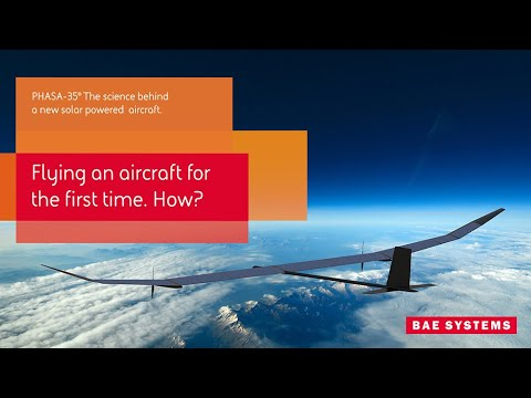 PHASA-35 - How do you fly an aircraft for the first time?
