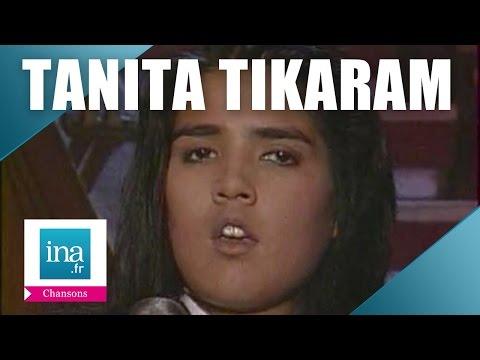 "Tanita Tikaram ""Twist In My Sobriety"" (live Officiel) | Archive INA"