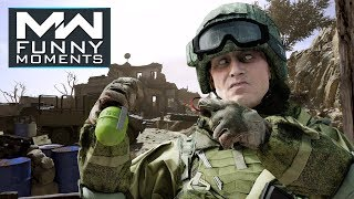 COD Modern Warfare - Funny Moments #4