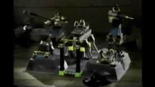 Rock Raiders - Lego System - TV Toy Commercial - TV Spot - TV Ad - 1999