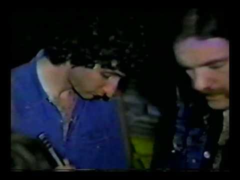 Motorhead In store Zig Zag Brooklyn 1982 Pt.2 RARE