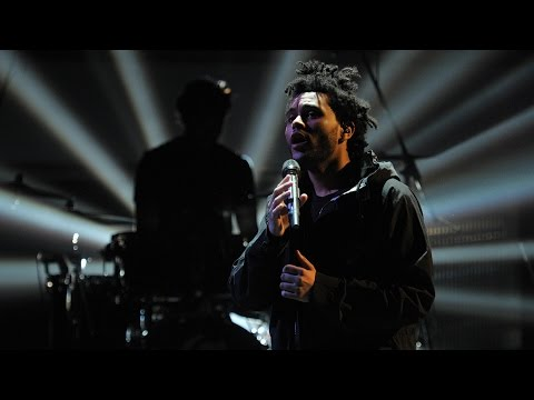 The Weeknd - Wicked Games - Later... with Jools Holland - BBC Two