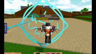 Roblox Elemental Battlegrounds AoE training getting Evaluated