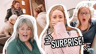 TELLING FRIENDS AND FAMILY WE'RE PREGNANT AGAIN!