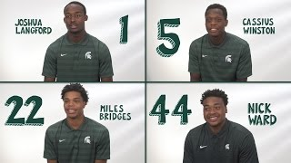 Meet The Rookies: The New Faces Of Michigan State Basketball