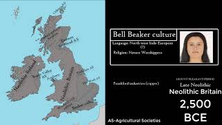 Pre-Historic British Isles: The Detailed History of the BI (Part 1) HD