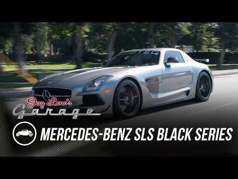 Graham Rahal's Weistec Tuned Mercedes-Benz SLS Black Series - Jay Leno's Garage