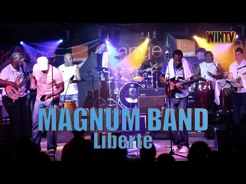 LIVE - MAGNUM BAND (Haïti) -