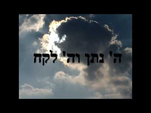 """Ohavti - A Tribute to Yisroel Levin a""""h by his friends (song by gavriel drillman"""
