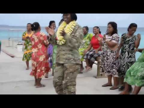 """Diplomatic Dancing"" in the Marshall Islands"