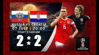 🏆 RUSSIA World Cup 2018 🇷🇺 Россия 🇷🇺 2 ⚽ 2 🇭🇷 Хорватия Голы! Лучшие моменты