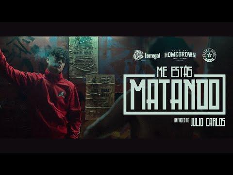 Смотреть клип Alemán - Me Estás Matando
