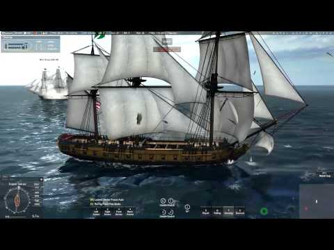 Naval Action Open World: Pirates!! Beat to Quarters!!