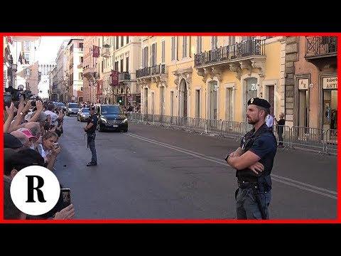 Putin a Roma,