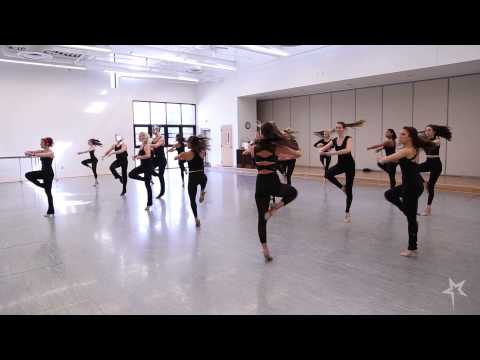 Major in Dance at Oklahoma City University