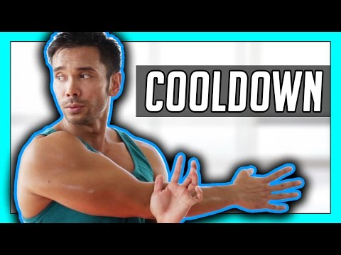 Cool Down And Stretch -- Do This AFTER Your Workout! // Mike Donavanik (MikeDFitness)
