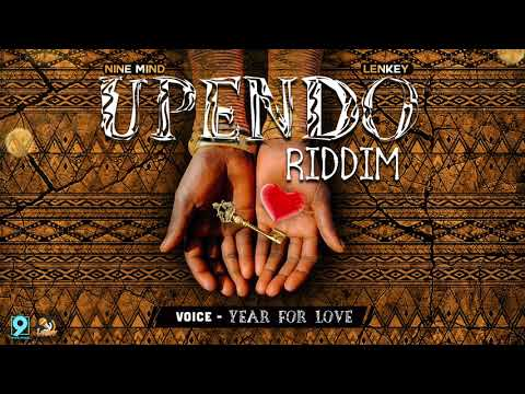 Voice  Year For Love Upendo Riddim 2018 Soca Trinidad