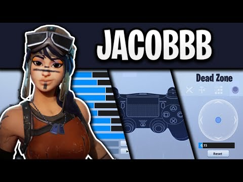 Jacobbb's Fortnite Settings, Controller Binds and Setup (Updated 2019)