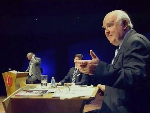The Resurrection Proves that Justice is Real | Richard Dawkins vs John Lennox