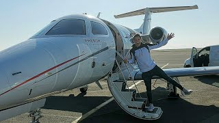 I Got A Private Jet For My Birthday Surprise!