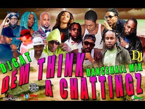DANCEHALL MIX APRIL 2020 RAW DJ GAT DEM THINK A CHATTINGZ ALKALINE/ VYBZ KARTEL /MAVADO/ MASICKA