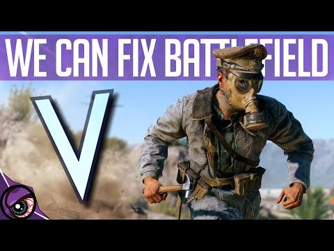 Battlefield 5 Is BROKEN To Me Because...... thumbnail