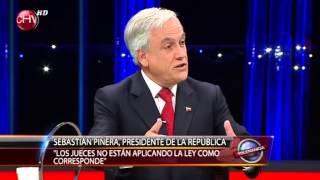 Sebastián Piñera en Tolerancia Cero (Parte 2)