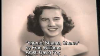 Shame, Shame, Shame written by Fran Williams Thumbnail