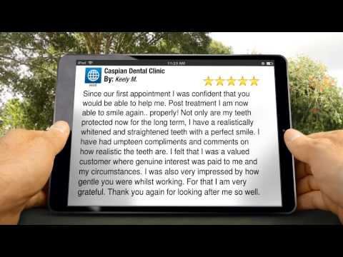 Caspian Dental Clinic Bushey Remarkable 5 Star Review by Keely M