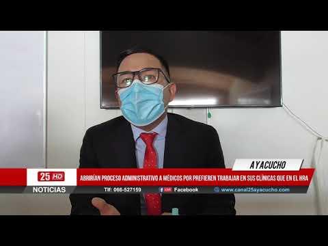 Abrirán Proceso Administrativo a Médicos por preferir trabajar en sus Clínicas Particulares.